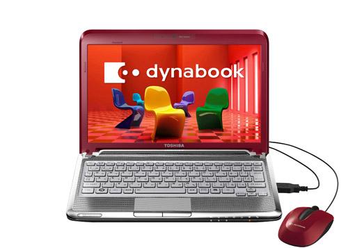 dynabook MX/36MRD (アイアンレッド) PAMX36MNTRD